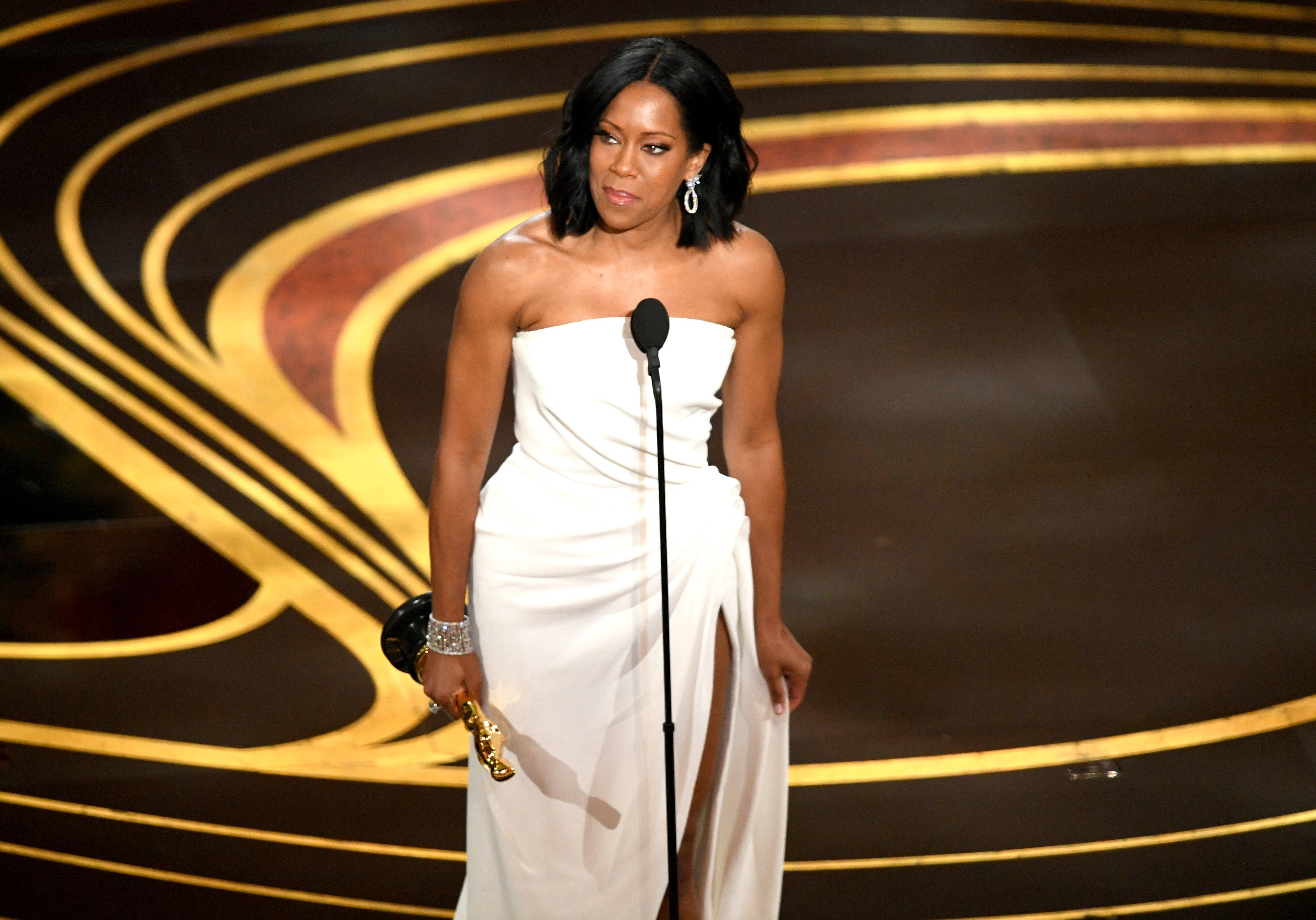 Watch Regina King's Oscars Speech for Best Supporting ...