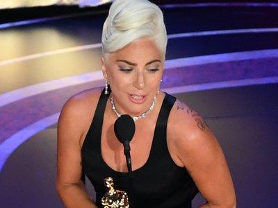Watch Lady Gaga's Oscars 2019 Speech for Original Song Win