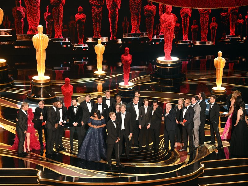Oscars 2019: GREEN BOOK wins Best Picture