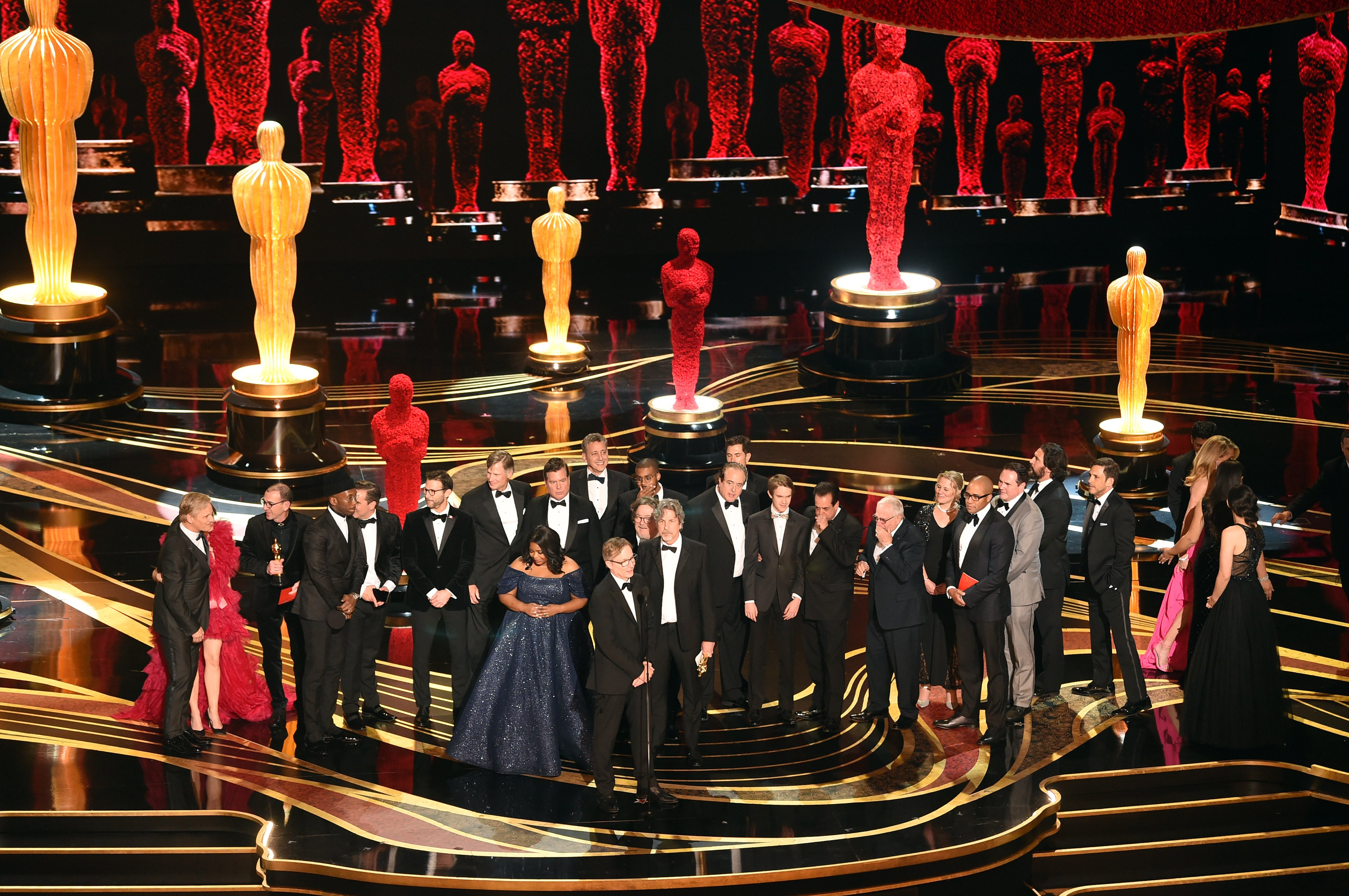 Oscars 2019: GREEN BOOK wins Best Picture - Oscars 2019 ...