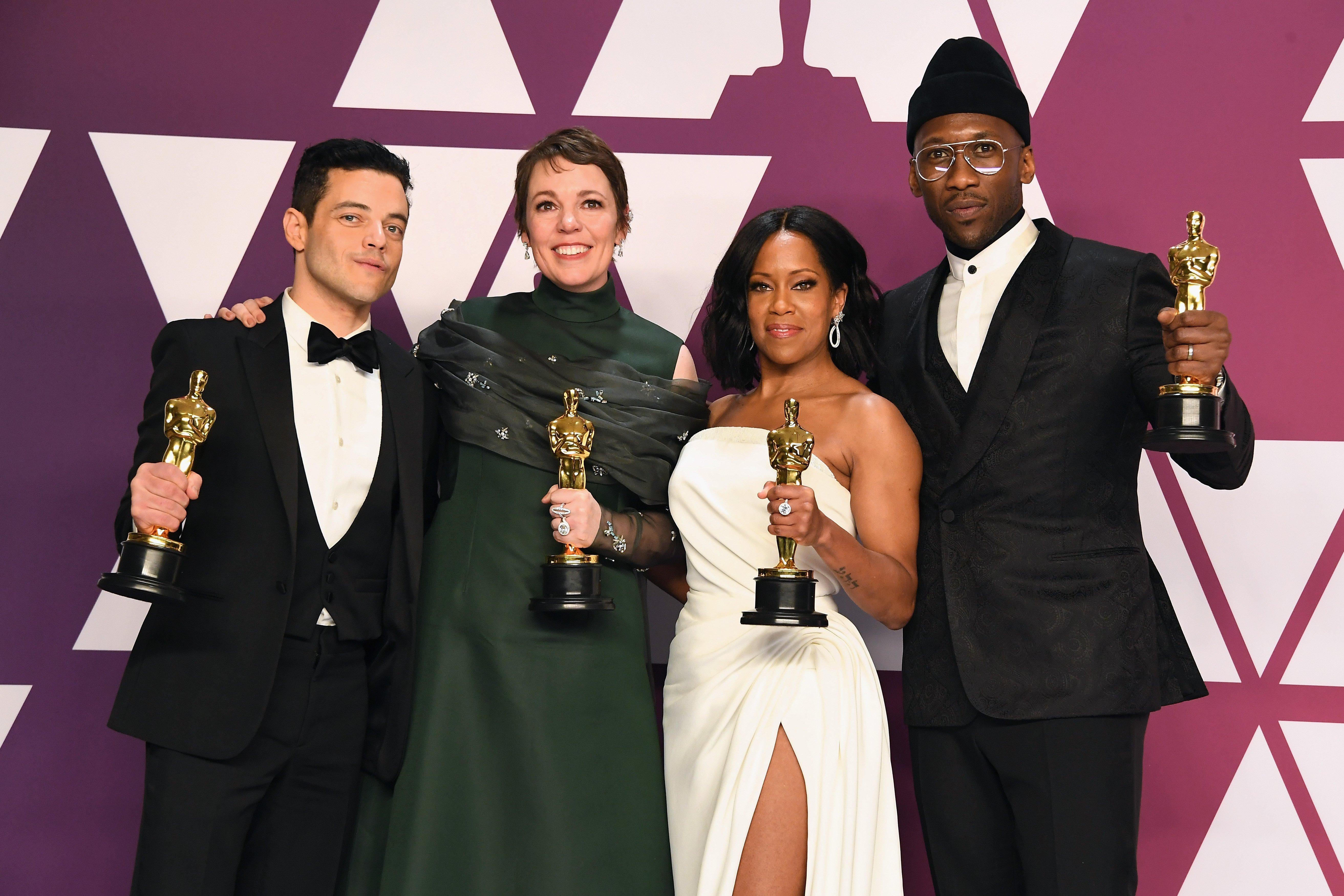 Dobitnici u glumačkim kategorijama