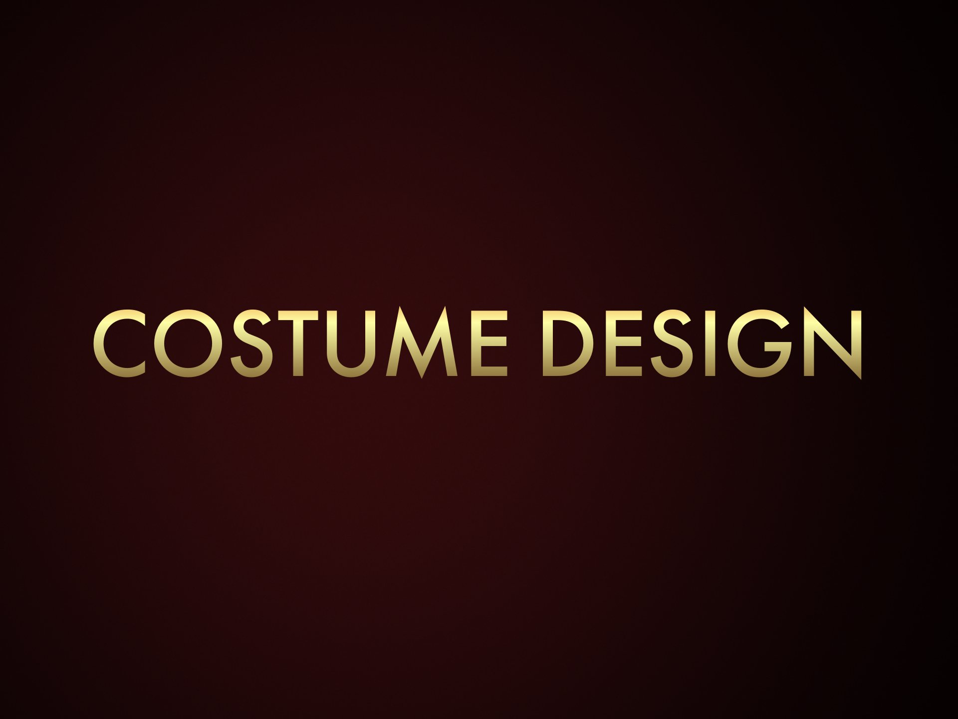 Costume Design Oscar Nominations 2020 Oscars 2020 News 92nd Academy Awards