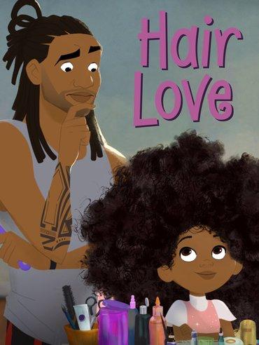Hair Love - Poster