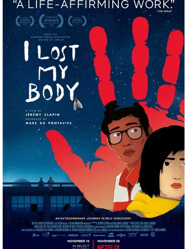 I Lost My Body - Poster