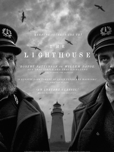 The Lighthouse - Poster