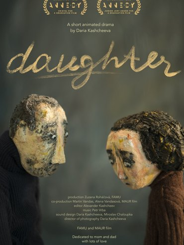 Daughter Poster - Oscars 2020