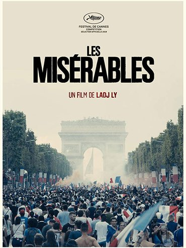 Les Miserables Poster - Oscars 2020