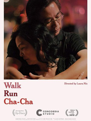 Walk Run Cha-Cha Poster - Oscars 2020