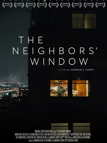 The Neighbors' Window Poster - Oscars 2020