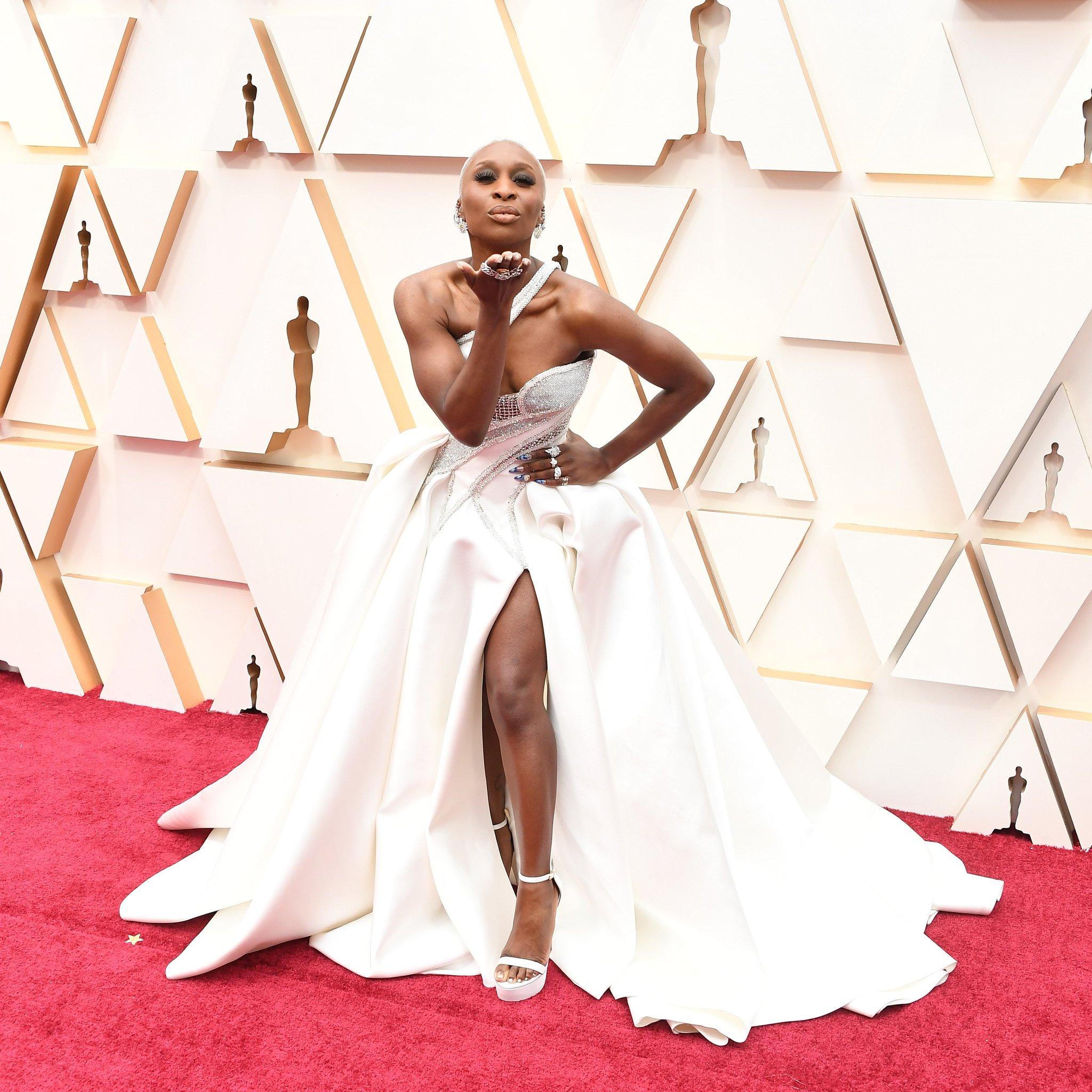 Cynthia Erivo Oscars 2020 Academy Awards